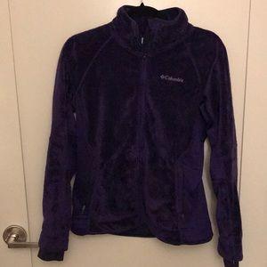 Warm Fleece Columbia Jacket